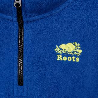 Roots Boys Microfleece Kanga Pullover