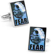 Cufflinks Inc. Fear Propaganda Poster Cuff Links
