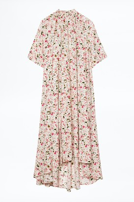 Zadig & Voltaire Rakiko Print Dress