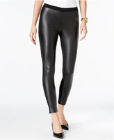 MICHAEL Michael Kors Faux-Leather Skinny Pants