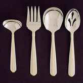 Trapunto D' Oro - Pierced Table Spoon