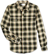 Lrg Men's Vice Plaid Flannel Shirt
