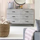 ED Ellen Degeneres Greystone 6 Drawer Double Dresser Color: Barnwood