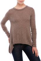 Vkoo Cashmere Sharkbite Sweater