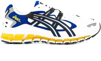Asics gel-kayano 5 360 panelled trainers