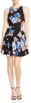 Yumi Kim Happy Hour Floral Print Dress