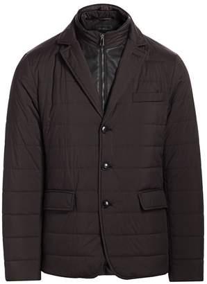 Saks Fifth Avenue Puffer Style Sport Jacket
