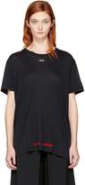 Off-White Black Cherry Flower T-shirt