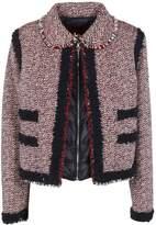 Moncler Gamme Rouge Padded Boucle Jacket