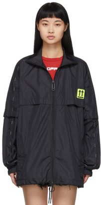 Off-White Black River Trail Track Jacket
