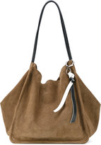 Proenza Schouler Extra large tote - women - Leather/Suede - One Size