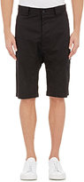 Helmut Lang MEN'S DROP-RISE SHORTS