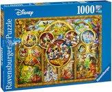 Ravensburger The Best Disney Themes 1000 Piece Jigsaw Puzzle