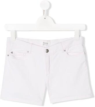 Bonpoint TEEN Endy denim shorts