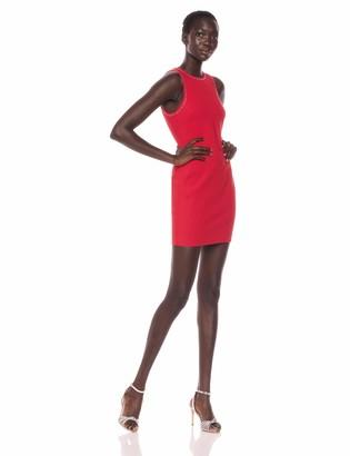 LIKELY Women's Sleeveless Manhattan Bodycon Dress with Studs