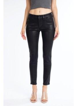 Kancan Women's Mid Rise Regular Skinny Jeans