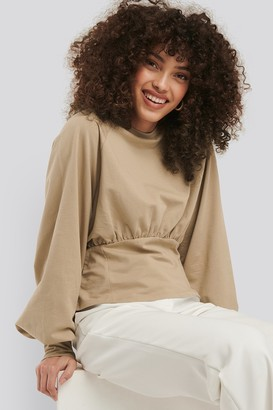 NA-KD Oversized Raglan Sleeve Sweater
