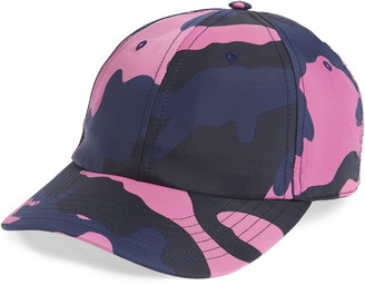 Valentino Camo Baseball Hat
