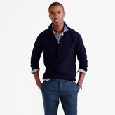 J.Crew Cotton half-zip sweater