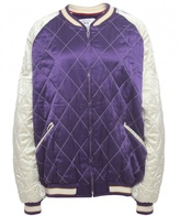 McQ by Alexander McQueen Quilted Bomber Jacket