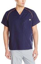 Carhartt Men's Ripstop Raglan Sleeve Scrub Top