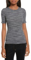 Theory Women's Fitted Merino Wool Blend Sweater