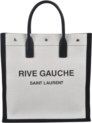 Saint Laurent Rive Gauche Shopper Bag