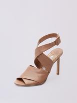 Diane von Furstenberg Sondrio Leather Sandal