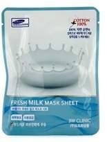 3W Clinic Mask Sheet - Fresh Milk