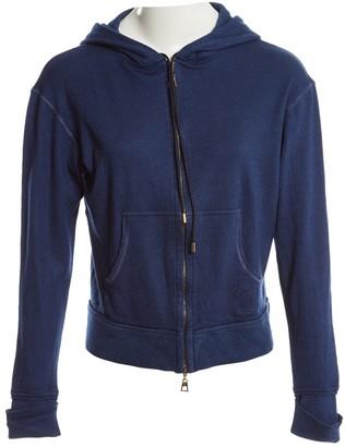 Louis Vuitton Navy Cotton Knitwear for Women