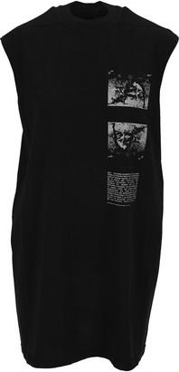 Rick Owens Printed Tank Top