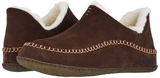 Sorel Manawantm II (Tobacco/Elk) Men's Slippers