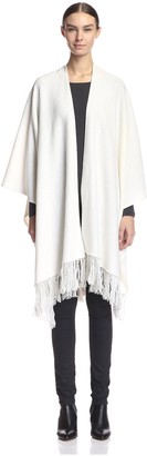 By Ti Mo Women's Fringe Cape