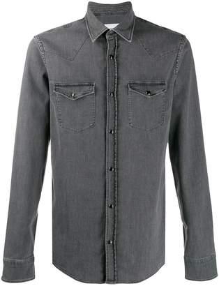 Dondup slim-fit denim shirt