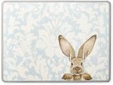 Damask Bunny Hardmat