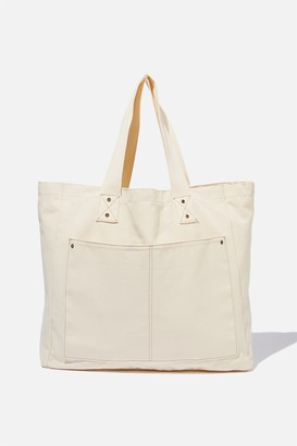 Rubi Max Washed Weekend Tote Bag