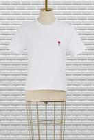 Ami Cotton heart t-shirt