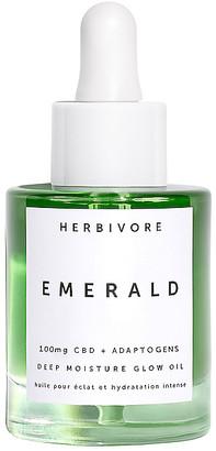 Herbivore Botanicals Emerald + CBD Glow Oil