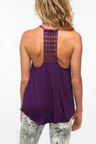 Urban Outfitters Staring at Stars Printed T-Back Cami