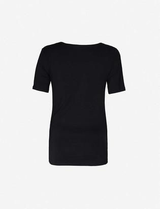 Hanro Cotton Sensation cotton-jersey T-shirt
