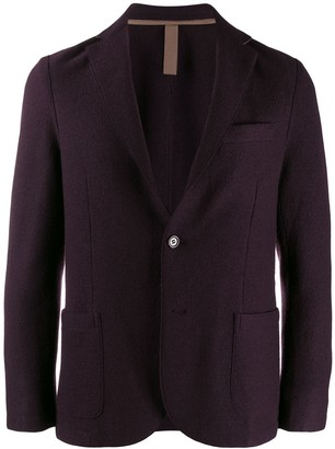 Eleventy single-breasted blazer
