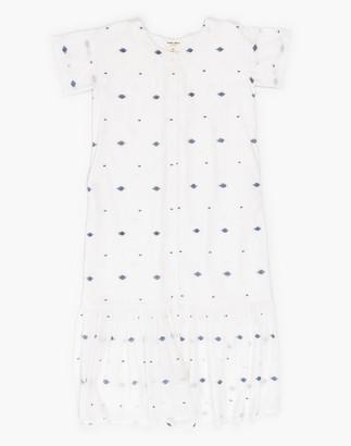 Madewell Tribe Alive Midi Shirt Dress