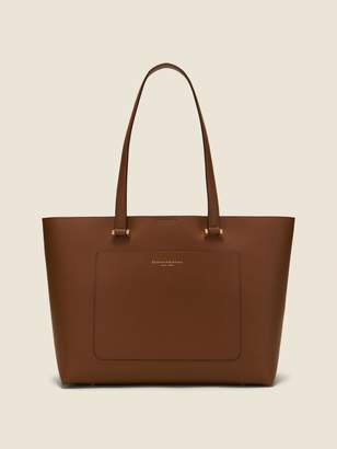 DKNY Karla Leather East West Tote