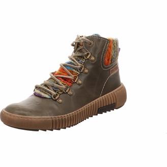 Josef Seibel Women's Maren 06 Ankle boots Green (Oliv-multi 632) 9 UK (43 EU)