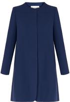Goat Redgrave Blueberry Coat