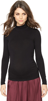 A Pea in the Pod Bcbg Max Azria Turtleneck Maternity Top