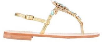 Emanuela Caruso Capri Toe strap sandal