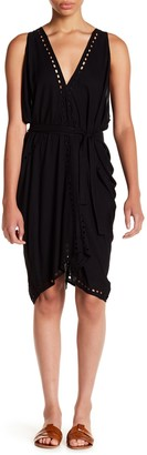 Tiare Hawaii Pert Plunge Eyelet Dress