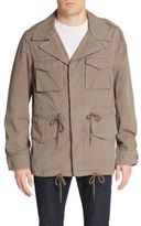 Saks Fifth Avenue Cotton Field Jacket