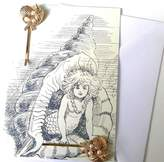 LaBelle Epoque Mermaid Hair Pins And Gift Card